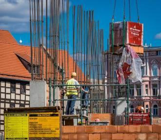 Teatr Kameralny w Bydgoszczy w budowie [zdjęcia]