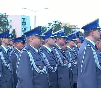 Lubelskie: Policjanci z całego województwa świętowali w Parczewie (ZDJĘCIA, WIDEO)
