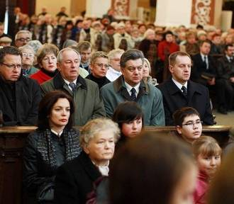 Dziś liczenie wiernych w kościołach