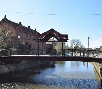 Nowy Dwór Gdański: remont kładki przy ulicy Wejhera