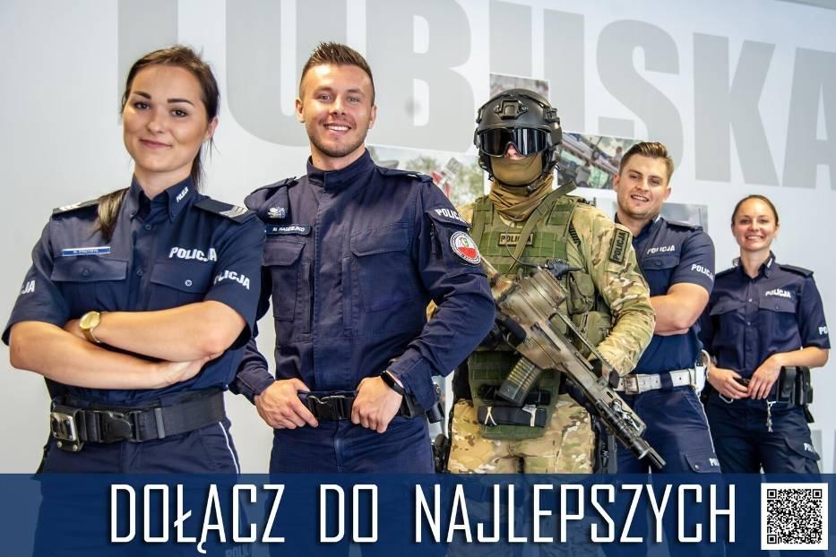 Aleksandra Ogiejko, policjantka z Krosna Odrzańskiego, która postawiła na sport i zmieniła swój styl życia