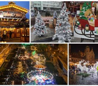 Jarmark świąteczny w Białymstoku. Porównaj go z innymi w Polsce!