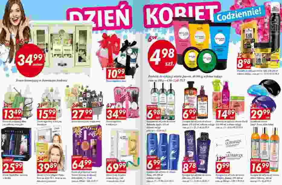 Dzień Kobiet: Promocje w Auchan