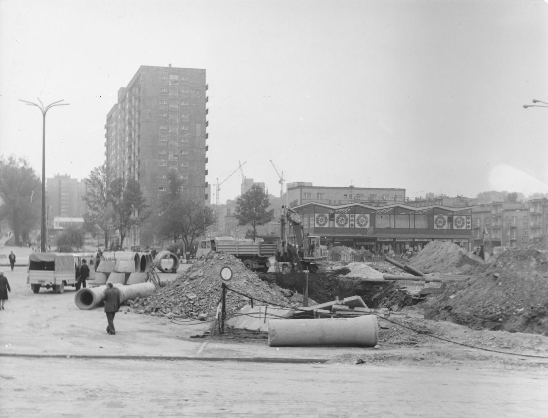 Tak wyglądała Dąbrowa Górnicza w latach 70. minionego stulecia