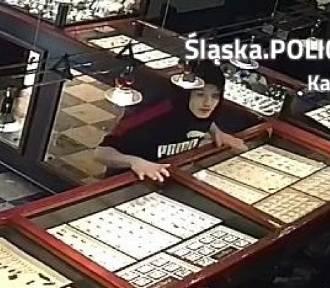Ten mężczyzna ukradł złote obrączki za ponad 4 tys. zł. Teraz szuka go policja