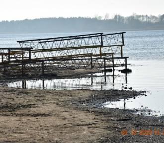 Jeziora Niedzięgiel co raz mniej, ale więcej ciszy i spokoju. Skorzęcin po sezonie
