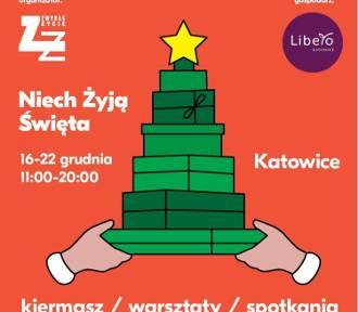 Bożonarodzeniowy kiermasz w centrum handlowym Libero Katowice