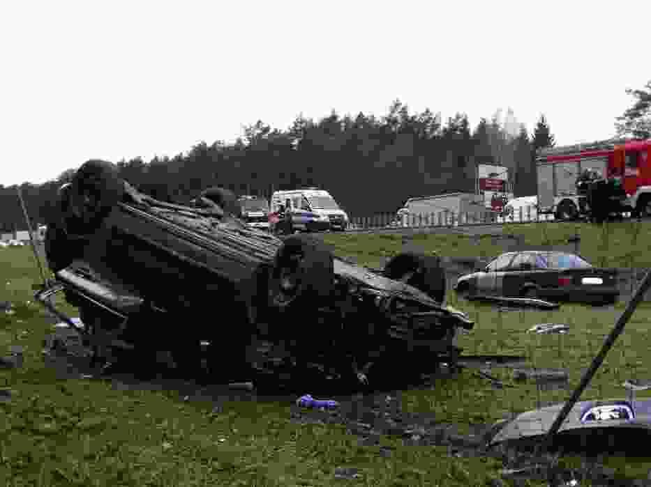 A2: Groźny wypadek
