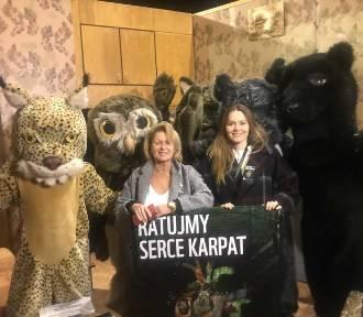 Serce Karpat odwiedzi Gdańsk … by bić na alarm! Przyjdź i wspomóż