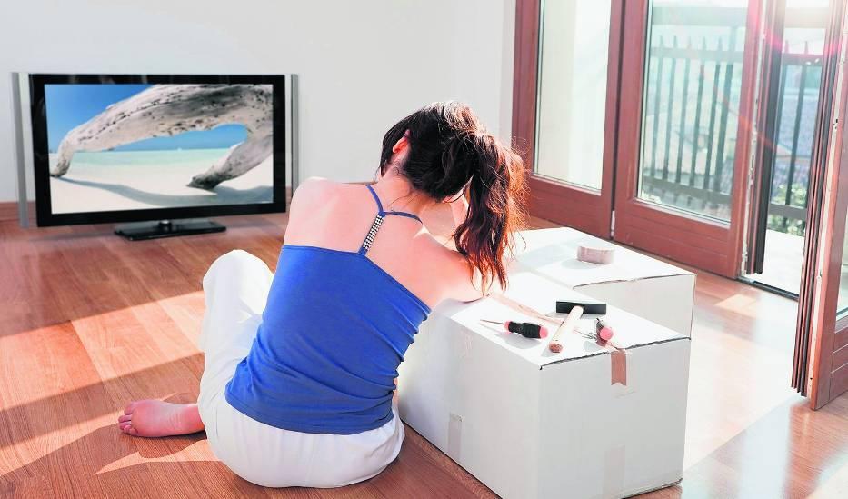 Za meldunek w niektórych gminach można dostać na przykład nowy telewizor