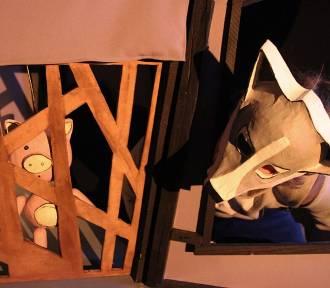 Wracają Dobranocki Teatralne. Trzy świnki w Czarnej Sali