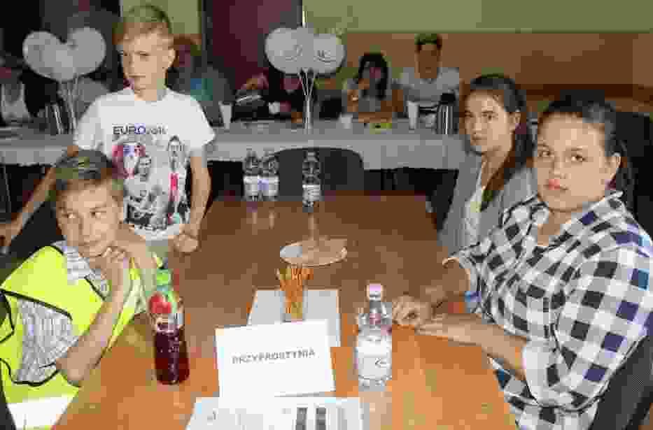 Ideą konkursu było zapoznanie dzieci z prowadzeniem działalności gospodarczej, osiągnięcie jak największego zysku