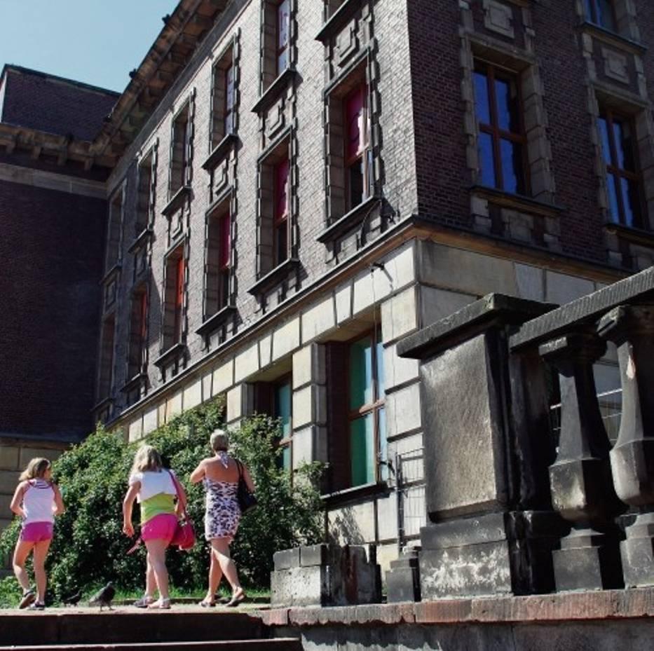 Pałac Kultury Zagłębia jest w fatalnym stanie technicznym