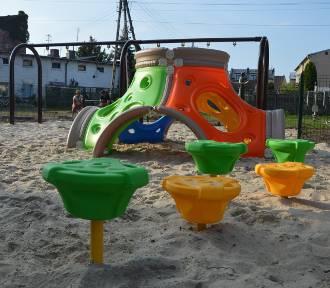 Nowy plac rekreacyjny powstaje w Łowiczu [Zdjęcia]