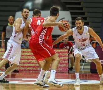 Zacięty mecz Polski z Chorwacją