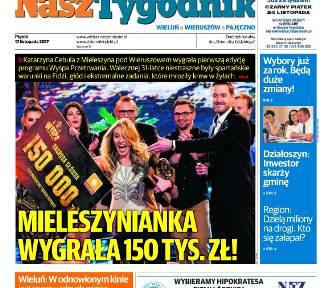 Najnowsze wydanie Naszego Tygodnika już dzisiaj z Dziennikiem Łódzkim