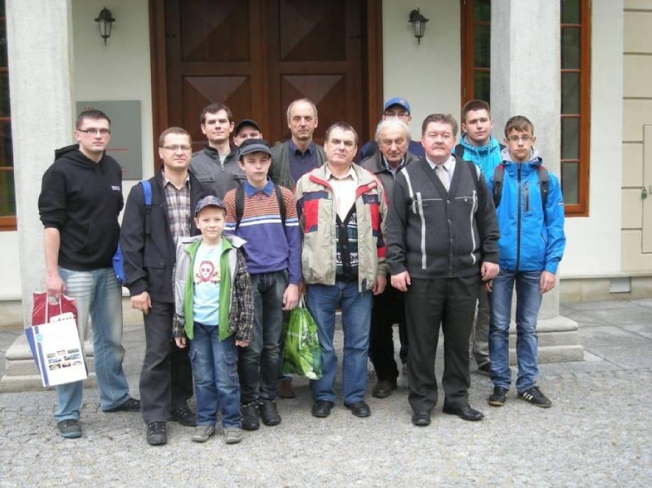 Lędzińscy szachiści w Kozach
