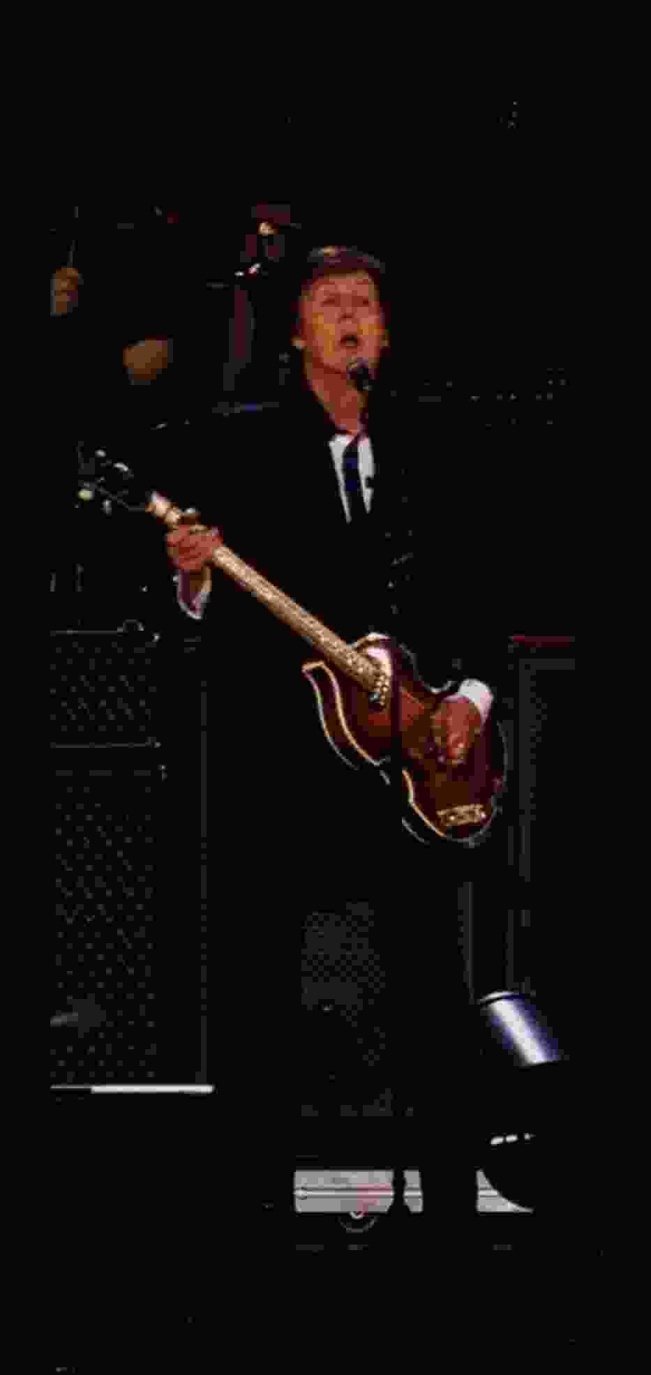 Paul McCartney - koncert w Warszawie