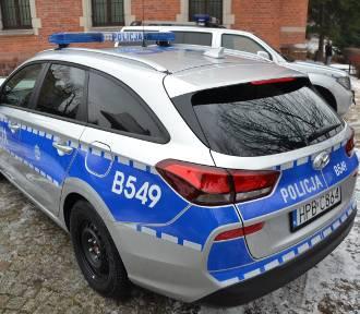Nowy radiowóz dla policjantów z Nowej Rudy
