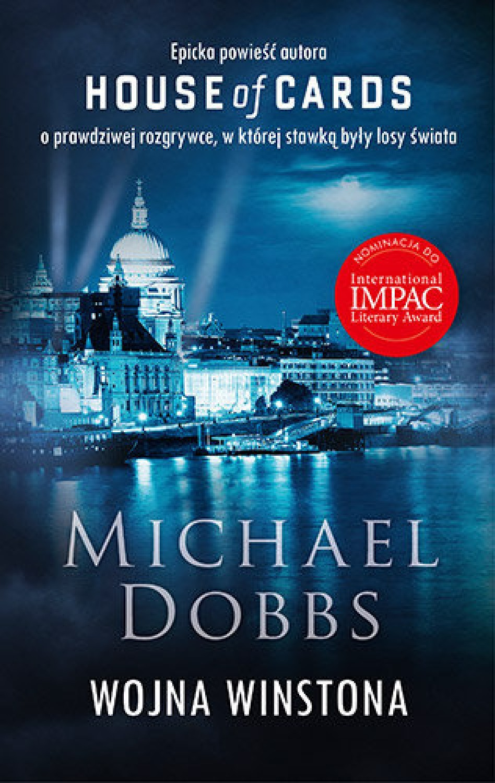 7. Wojna Winstona, Michael Dobbs