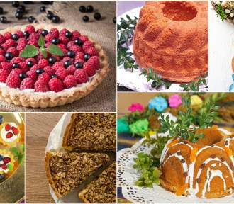 Szybkie i łatwe przepisy na ciasta wielkanocne [zdjęcia]
