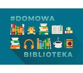 """Co przygotowała Biblioteka Gdynia? Sprawdź akcję """"Domowa Biblioteka"""" !"""