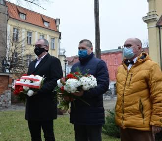 Władze miasta i powiatu uczciły Narodowy Dzień Pamięci Żołnierzy Wyklętych