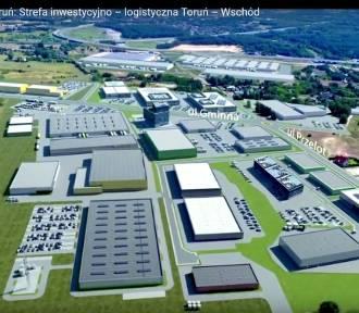 Nowe inwestycje w Toruniu wg CWB [WIZUALIZACJE]