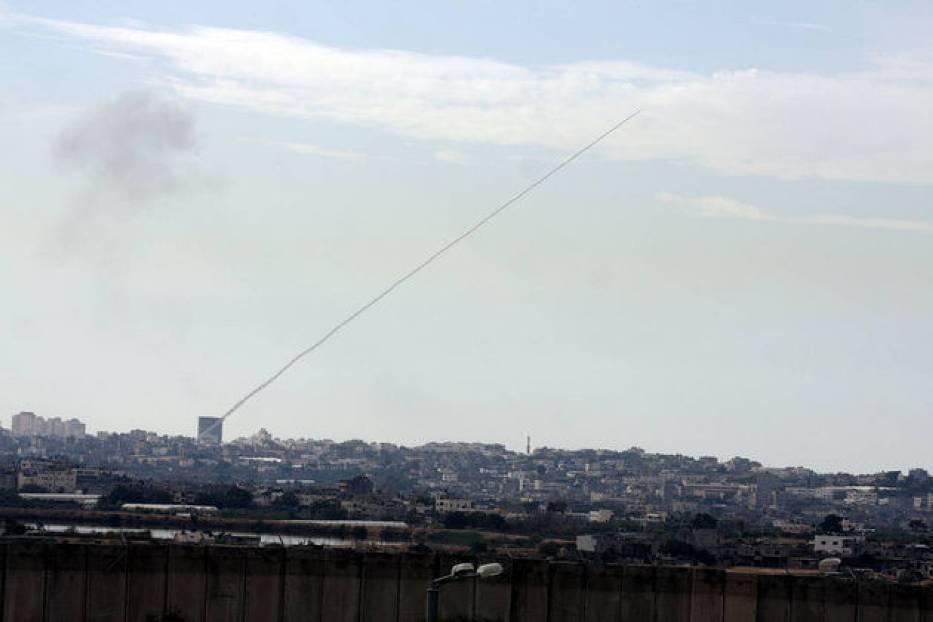 W ciągu dwóch ostatnich dni wystrzelono ze Strefy Gazy blisko 300 rakiet w stronę Izraela
