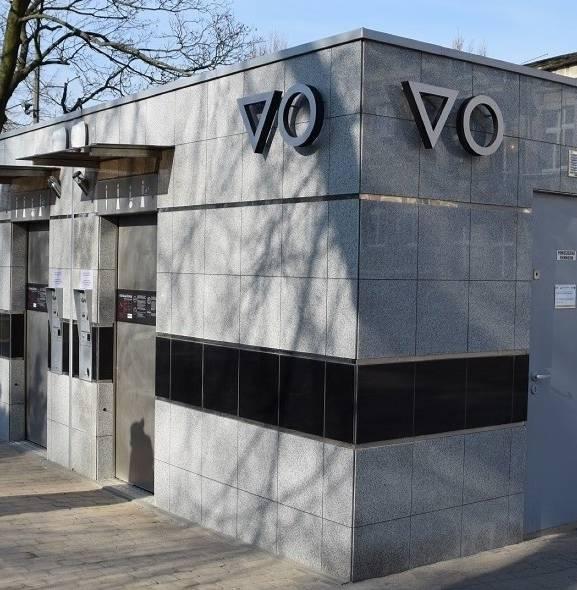 Nowe toalety rozbawiły mieszkańców Inowrocławia