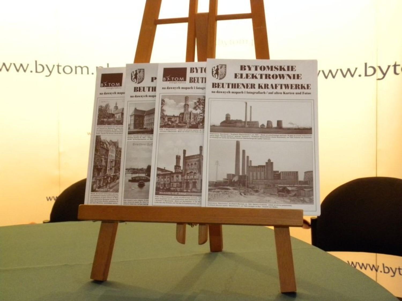 Ostatnia edycja folderów poświęconych Bytomiowi