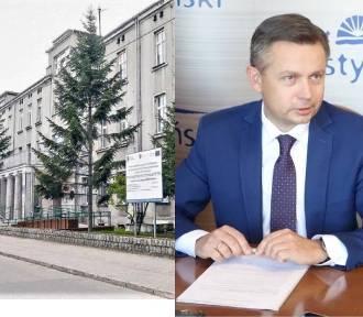 Oddział chirurgii dziecięcej w szpitalu w Gostyniu został zawieszony