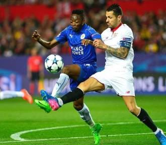 Leicester - Sevilla online. Mecz LM Leicester - Sevilla? Transmisja na żywo