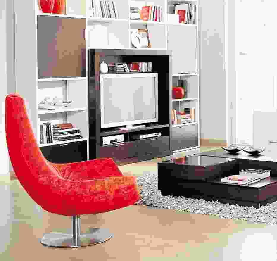Jasne kolory optycznie powiększają pomieszczenia