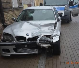 Pijany 22 - latek spowodował kolizję drogową i... uciekł