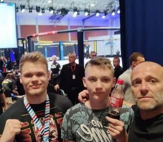 Wiktor Cegła zdobył brązowy medal Mistrzostw Polski. ZDJĘCIA