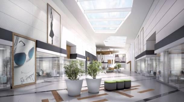 Centrum handlowe modo warszawa otwarcie adres sklepy zdj cia Sklepy designerskie warszawa