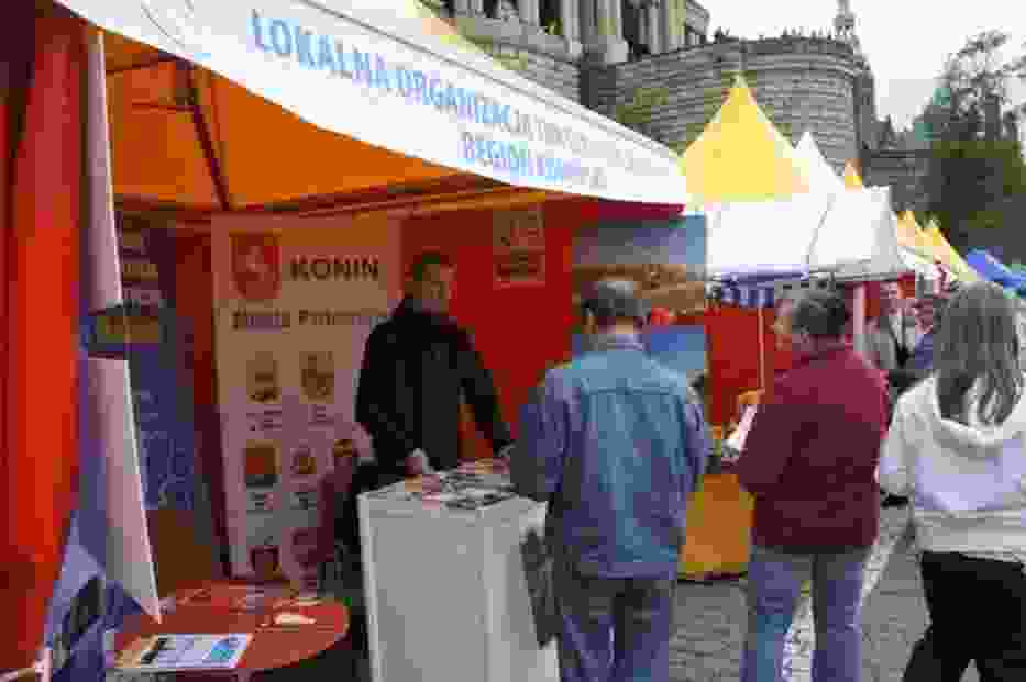LOT Marina na targach turystycznych w Szczecinie