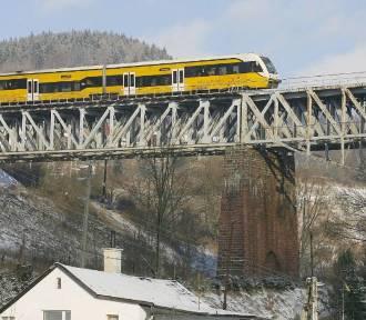 150 kg trotylu pod mostem kolejowym na trasie Ludwikowice Kłodzkie - Wałbrzych [AKTUALIZACJA,