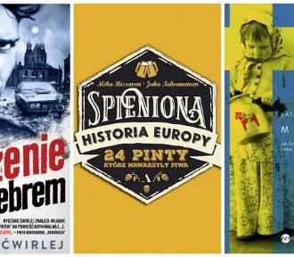 Warto przeczytać! Kryminał z erotycznym podtekstem, piwna historia Europy oraz reprywatyzacja
