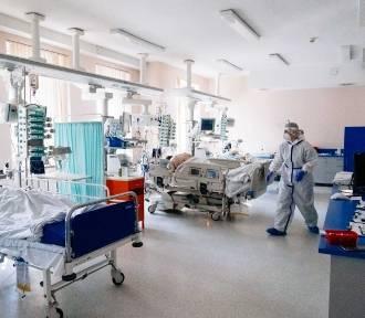 Koronawirus. Liczba zakażeń mocno spadła. Bardzo dużo zgonów w Małopolsce