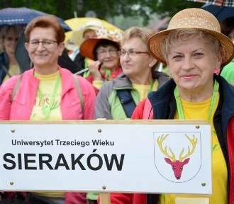 Sieraków - Spotkanie seniorów z UTW [ZDJĘCIA]