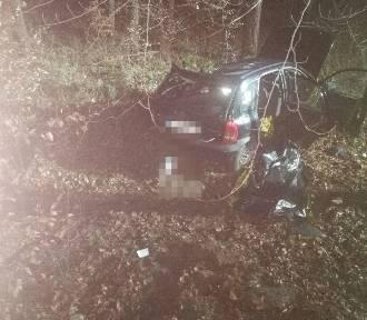 Śmiertelny wypadek samochodowy w Rumi. Jedna osoba uciekła z miejsca zdarzenia