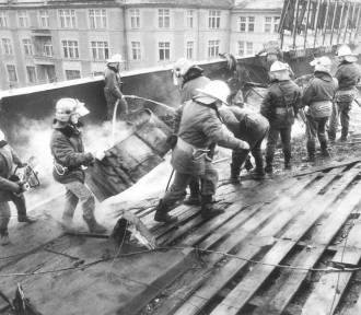 Pożar w Teatrze Polskim we Wrocławiu. Zobacz zdjęcia sprzed 27 lat!