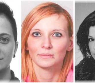 Te kobiety są poszukiwane przez policję! Znasz je?