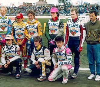 Apator Toruń w latach 90. Taką mieliśmy drużynę gwiazd żużlowych!