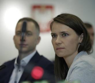 Agnieszka Pomaska po groźbach śmierci idzie na prokuraturę