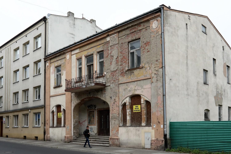 Tak dziś wygląda budynek dawnego kina Czary przy ul
