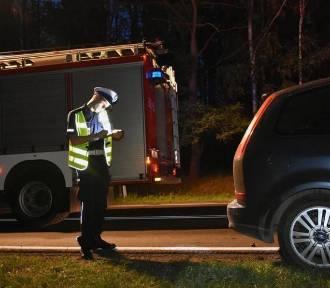 Jelenia Góra: Wypadek. Młody kierowca wjechał w matkę z dwójką dzieci