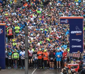 Etiopka i Norweg najszybsi na trasie Gdynia Półmaratonu [zdjęcia]